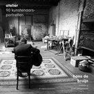 Atelier:-90-kunstenaarsportretten.-Hans-de-Bruijn